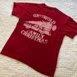 Other - Griswold family Christmas t-shirt